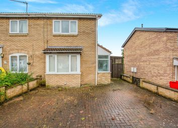 Thumbnail 2 bed semi-detached house for sale in Glenbrook Drive, Barry