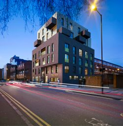 Thumbnail Block of flats for sale in Crondall House, Old Street, London