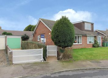 Thumbnail 2 bed semi-detached bungalow for sale in Fern Close, Hawkinge, Folkestone Kent