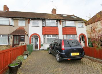 Thumbnail 3 bed terraced house for sale in Elm Close, Carshalton