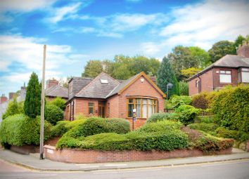Thumbnail 4 bed detached bungalow for sale in Manchester New Road, Middleton, Manchester
