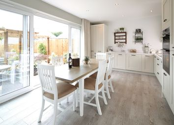 Thumbnail 4 bed semi-detached house for sale in Begbrook Park, Frenchay, Bristol