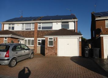 Thumbnail 3 bed semi-detached house for sale in Kestrel Road, Halesowen