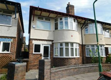 Thumbnail 3 bedroom semi-detached house to rent in Mersey Road, Crosby, Liverpool