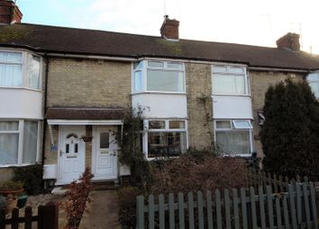 Thumbnail 2 bed terraced house for sale in Brampton Road, Cambridge