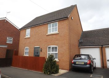 Thumbnail 3 bed link-detached house for sale in Chestnut Close, Hampton, Evesham