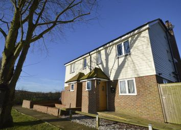 Thumbnail 3 bed semi-detached house for sale in Bayfield, Painters Forstal, Faversham