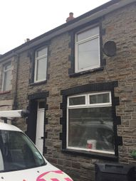 Thumbnail 3 bedroom terraced house for sale in Park Street, Penrhiwceiber, Mountain Ash