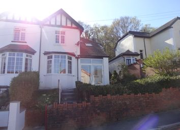 Thumbnail 3 bed semi-detached house to rent in Lan Park Road, Graigwen, Pontypridd
