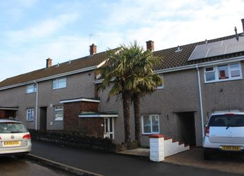 Thumbnail 2 bed terraced house to rent in Heather Crescent, Derwen Fawr, Sketty, Swansea