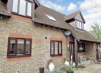 Thumbnail 2 bed flat for sale in Watermill Court, Bath Road, Woolhampton, Reading