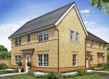 "Thumbnail 3 bed semi-detached house for sale in ""Ennerdale"" at Morganstown, Cardiff"
