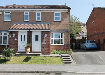 Thumbnail 2 bed semi-detached house for sale in Herriot Drive, Chesterfield