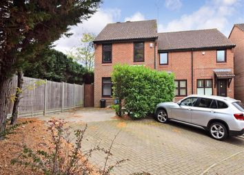 Thumbnail 3 bed end terrace house for sale in Chapelmount Road, Woodford Green, Essex