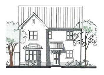 Thumbnail 4 bed detached house for sale in Valley View, Clydach St, Brynmawr