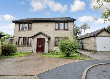 Thumbnail 4 bedroom detached house for sale in High Wicken Close, Thornton, Bradford