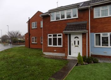 Thumbnail 3 bed end terrace house to rent in The Russetts, Stafford