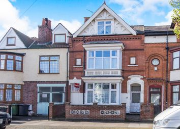 Thumbnail 4 bed terraced house for sale in Windsor Avenue, Off Melton Road, Leicester