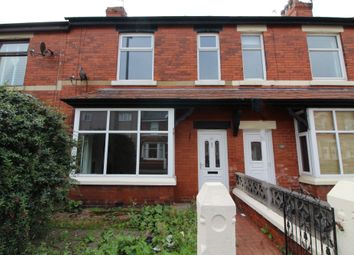 Thumbnail 3 bed terraced house to rent in Milton Street, Fleetwood