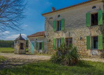 Thumbnail 1 bed property for sale in Cherval, Dordogne, France