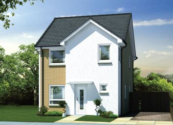 Thumbnail 3 bed detached house for sale in The Grove, Motherwell
