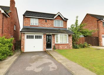 Thumbnail 4 bed detached house for sale in Studcross, Epworth, Doncaster