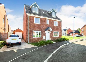 Thumbnail 5 bed detached house for sale in Barleycorn Way, Beck Row, Bury St. Edmunds