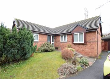 Thumbnail 4 bed bungalow for sale in Hendre Court, Henllys, Cwmbran