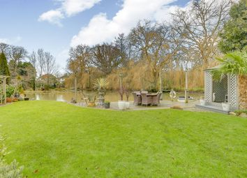Thumbnail Link-detached house for sale in Le Grand Chene, Tilburstow Hill Road, South Godstone