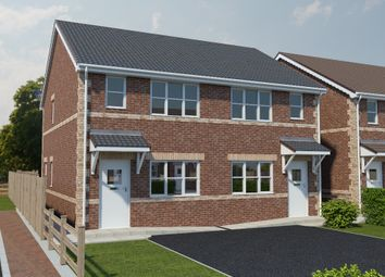 Thumbnail 3 bed semi-detached house for sale in Noble Road, North Wingfield, Chesterfield