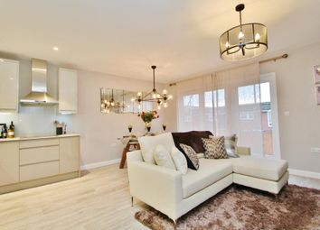 Thumbnail 3 bedroom flat for sale in Paragon Grove, Surbiton