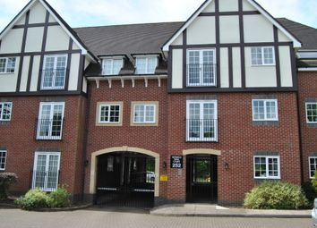 Thumbnail 2 bed flat for sale in Warwick Road, Solihull