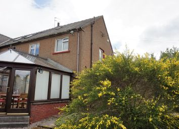 Thumbnail 2 bedroom semi-detached house for sale in Arbroath Road, Forfar