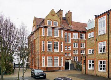 Thumbnail 2 bed flat for sale in Bridge Lane, London
