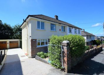 Thumbnail 3 bed semi-detached house to rent in Torridge Road, Plymouth, Devon