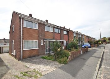 Thumbnail 3 bed semi-detached house for sale in Cranborne Road, Portsmouth
