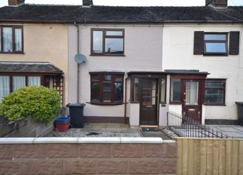 Thumbnail 2 bed cottage for sale in High Street, Silverdale, Newcastle-Under-Lyme