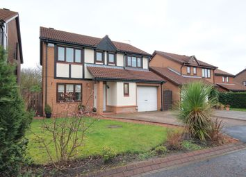 Thumbnail 4 bed detached house for sale in Castlereigh Close, Houghton Le Spring