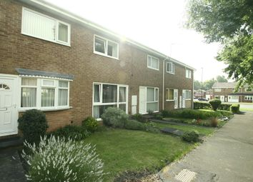 Thumbnail 2 bedroom terraced house to rent in Woburn Close, Redesdale Park, Wallsend