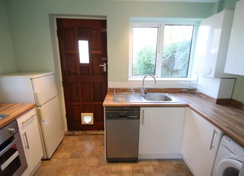 Thumbnail 2 bedroom semi-detached house to rent in Coniston Avenue, Headingley, Leeds