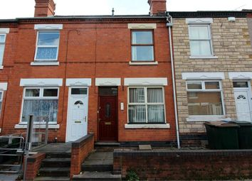 Thumbnail 2 bedroom terraced house to rent in Broomfield Road, Coventry, West Midlands