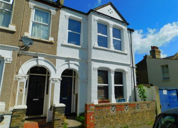 Thumbnail 3 bedroom end terrace house for sale in Overcliff Road, Lewisham, London