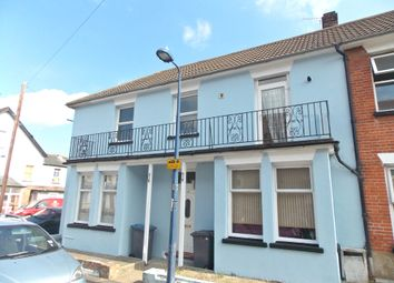 Thumbnail 4 bed maisonette to rent in Holland Road, Felixstowe