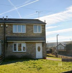 Thumbnail 3 bed semi-detached house for sale in Green Hill Road, Bacup