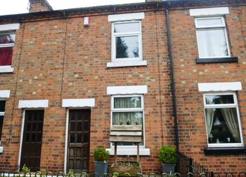 Thumbnail 2 bed terraced house for sale in West View, Rocester, Uttoxeter