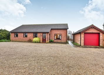 4 bed detached bungalow for sale in Station Road, Lingwood, Norwich NR13