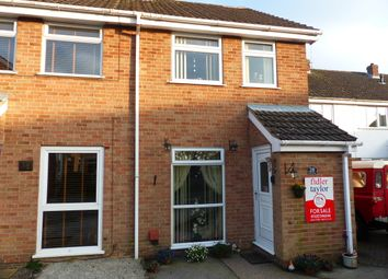 Thumbnail 2 bed terraced house for sale in Lime Grove, Ashbourne Derbyshire