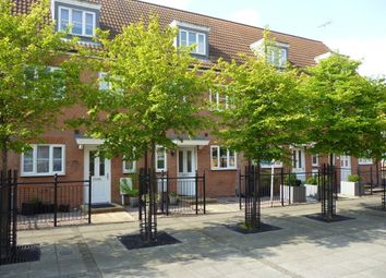 Thumbnail 3 bed town house for sale in Riverside Drive, Anchor Quay, Lincoln
