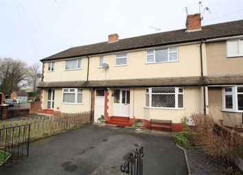 Thumbnail 3 bed terraced house for sale in The Meadows, Flint, Flintshire