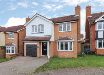 4 bed detached house for sale in Yeoman Way, Hadleigh, Ipswich, Suffolk IP7